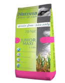 NATIVIA JUNIOR MAXI | CHICKEN & RICE | 15 kg