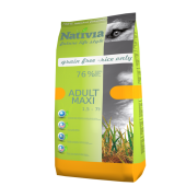 NATIVIA ADULT MAXI | CHICKEN & RICE | 15 kg