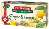 Teekanne WOF Ginger Lemon