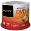 SONY DVD-R 4,7GB, 16x, 50 ks, spindle