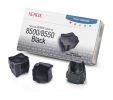 Xerox-Genuine  Solid Ink 8500/8550 Black (3 sticks)