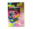 MOOSGUMMI A4  NEON, mix