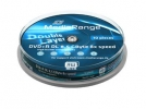 MEDIARANGE DVD+R 8,5GB8x DoubleLayer 10cake