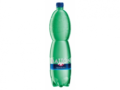 Mattoni 1,5l neperlivá PET - 6ks