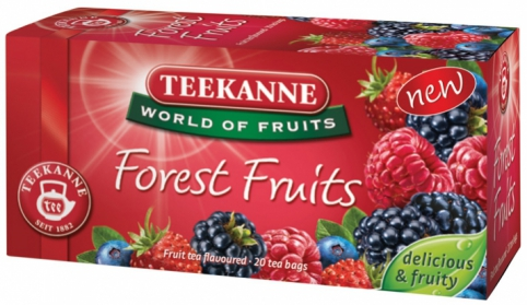Teekanne WOF Forest Fruits