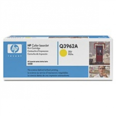Q3962A Toner HP 122A pro CLJ 2550 (4000str), Yellow
