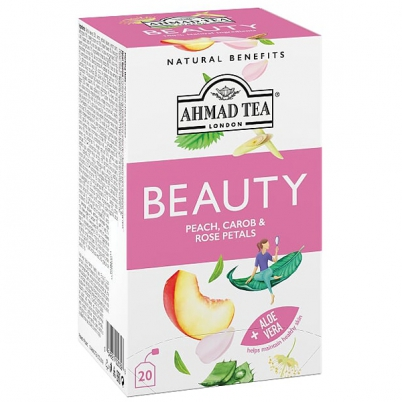 Čaj Ahmad Tea Beauty ALU 20x1,5g
