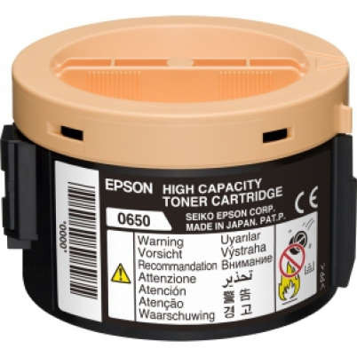 EPSON toner S050650 M1400/MX14 (2200 pages) black