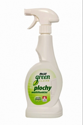 Real green clean Plochy s rozpraš. 500g