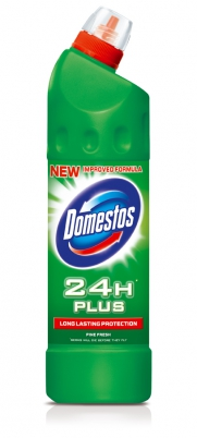 Domestos Fresh Pine 750 ml/zelený