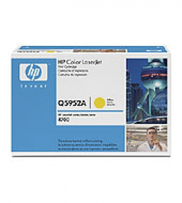 Q5952A Toner HP 643A pro CLJ 4700, (10 000str), Yellow