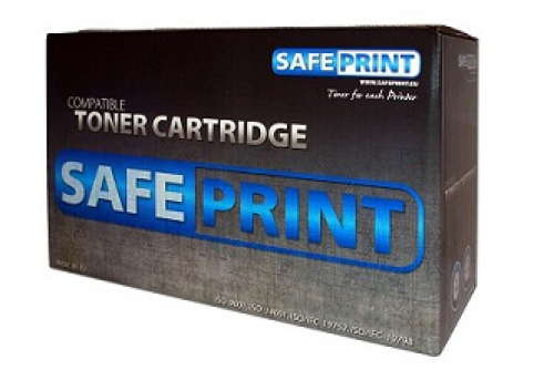 SAFEPRINT toner Brother pro DCP7055/DCP7057/HL2130/HL2132 (TN2010/black/2600K)