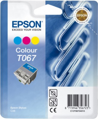 EPSON cartridge T0670 color (sponky)
