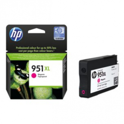 CN047AE HP Ink Cart No.951XL pro OJ 8100, 251dw, 276dw,17ml,  Magenta