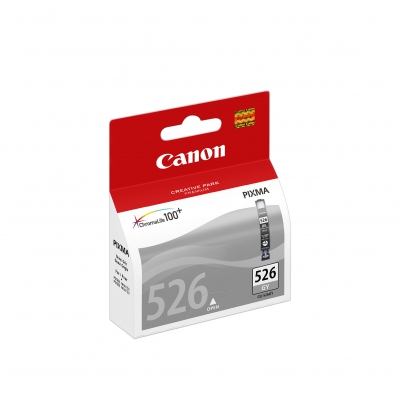 Canon cartridge CLI-526GY Grey BLISTR s ochranou (CLI526GY)