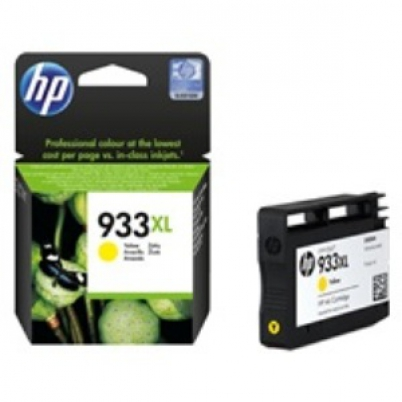 CN056AE HP Ink Cart No.933XL pro OJ 6700, 8,5ml, Yellow
