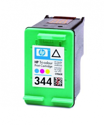 C9363EE HP Ink Cart No.344 pro DJ 5740,6540, 14ml, Color