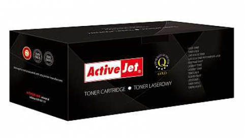 ActiveJet toner OKI Page C5800, C5900 Yellow NEW 100% - 5000 str.     AT-5800YN