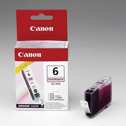 Canon cartridge BCI-6PM Photo Magenta (BCI6PM)