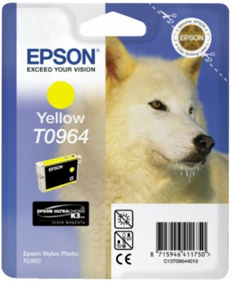 EPSON cartridge T0964 yellow (vlk)
