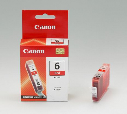 Canon cartridge BCI6R Red (BCI6R)