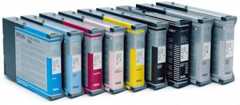 EPSON cartridge T6055 light cyan (110ml)