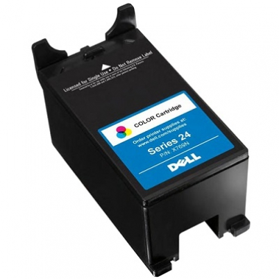 Cartridge DELL V715 Ink High Capacity Colour (serie 24