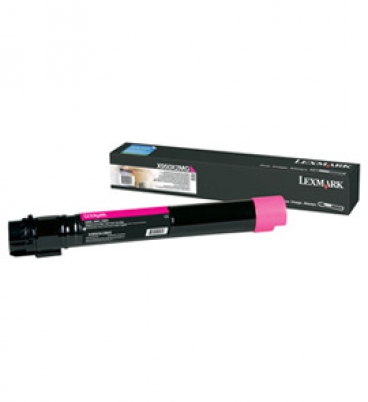 X950, X952, X954 Magenta Extra High Yield Toner Cartridge (22K)