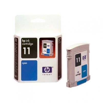 C4836A HP Ink Cart No.11 pro BI 2200,2250,CP1700, 28ml, Cyan