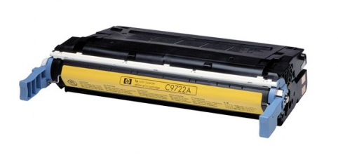 C9722A Toner HP 641A pro Color LJ 4600, (8000str), Yellow