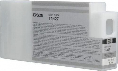 EPSON cartridge T6427 light black (150ml)