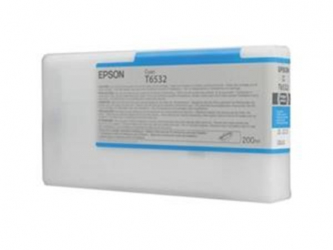 EPSON cartridge T6531 Cyan Ink Cartridge (200ml)