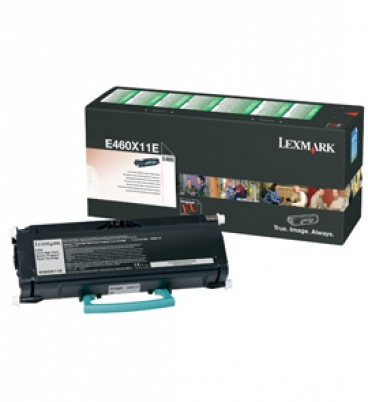 E460 15K Extra High Yield Return Program Toner Cartridge