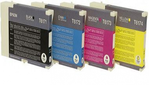 EPSON cartridge T6173 magenta (B500H)