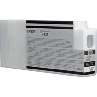 EPSON cartridge T6421 black (150ml)
