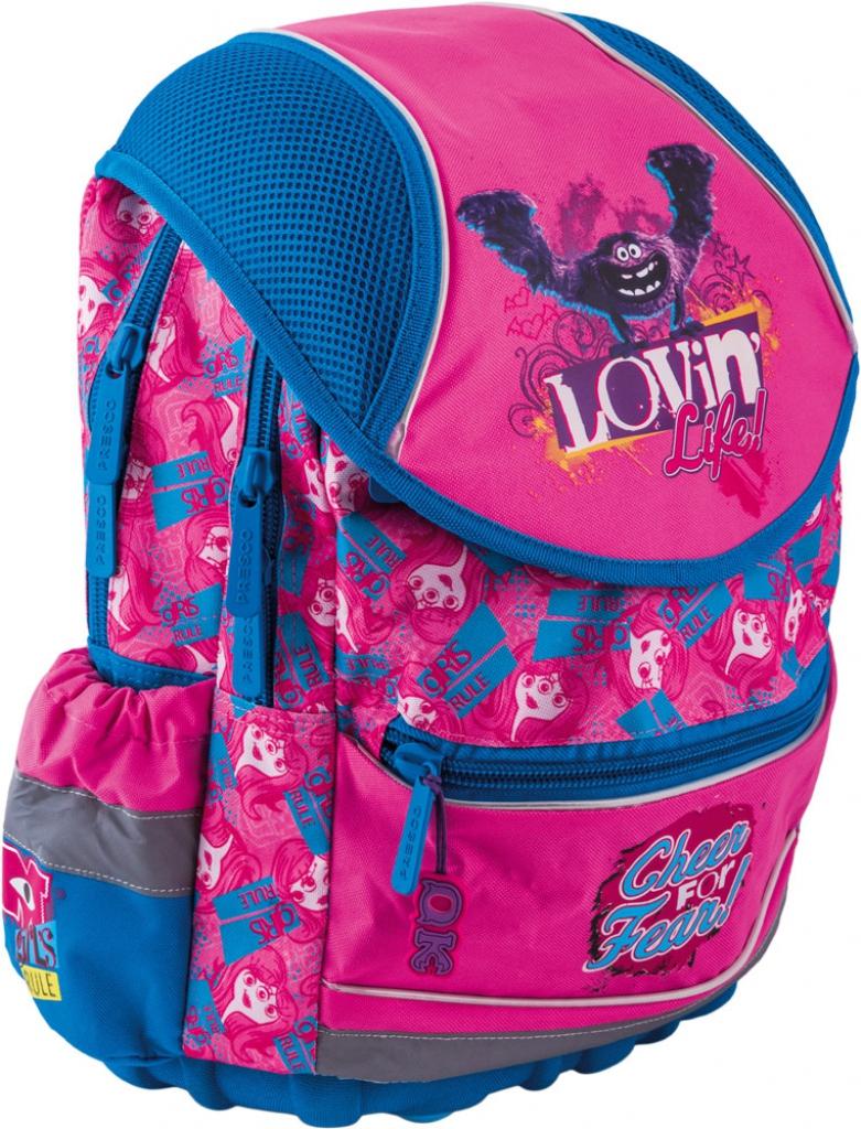 W. Disney Příšerky Girls - školní batoh 3b3096ec12